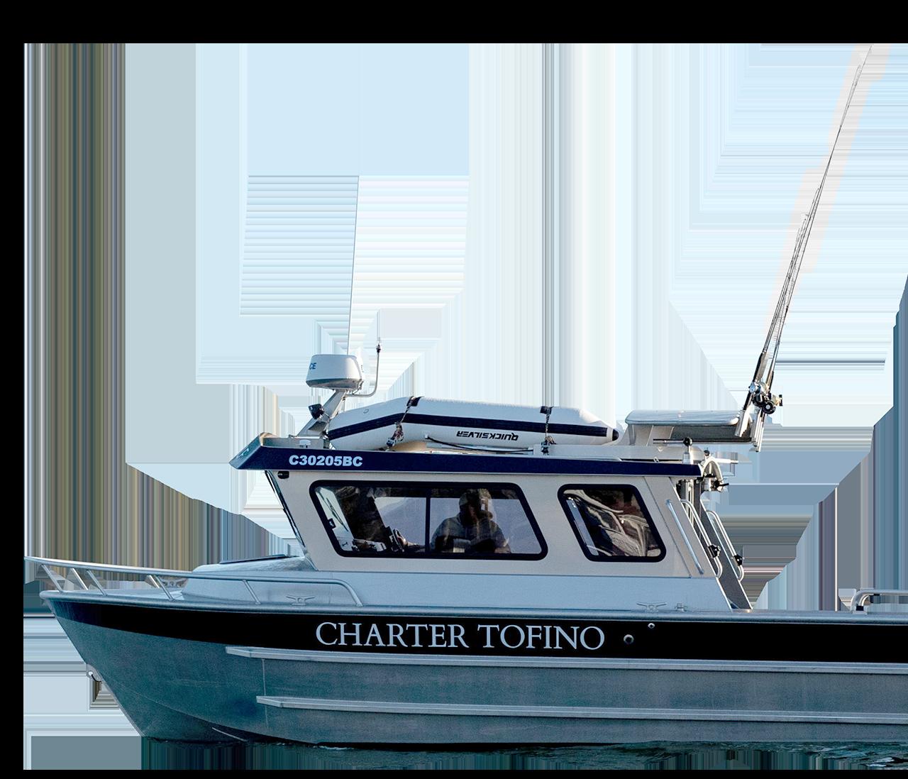 Sea-Wolf Fishing Charter Boat